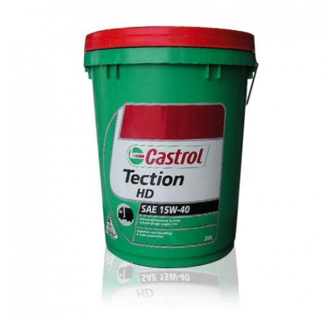 CASTROL VECTON 15W-40 20 lit
