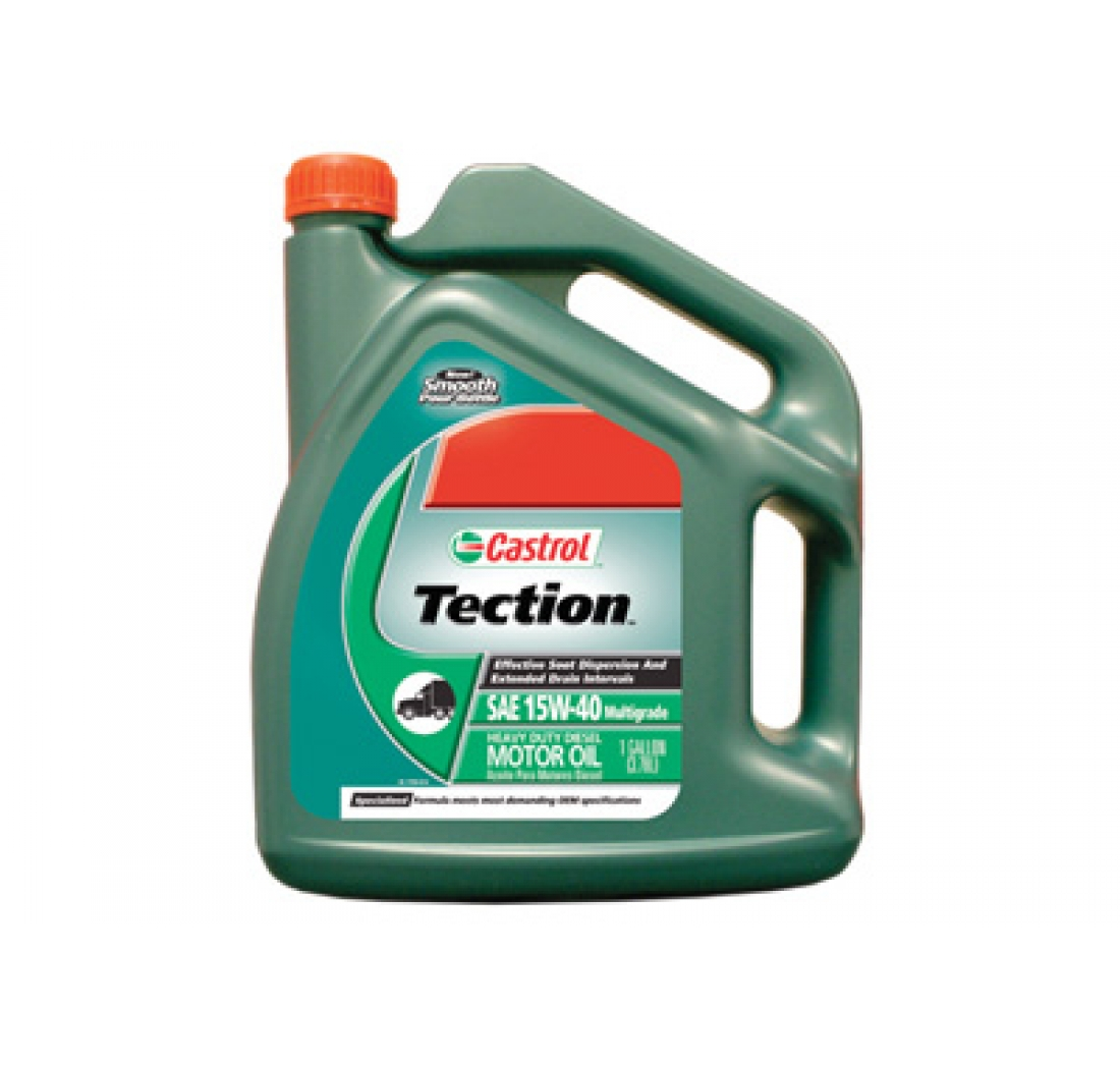CASTROL TECTION 15W-40 5 lit