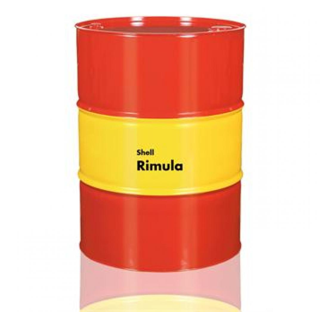 SHELL RIMULA R5-E 10W-40 208 lit