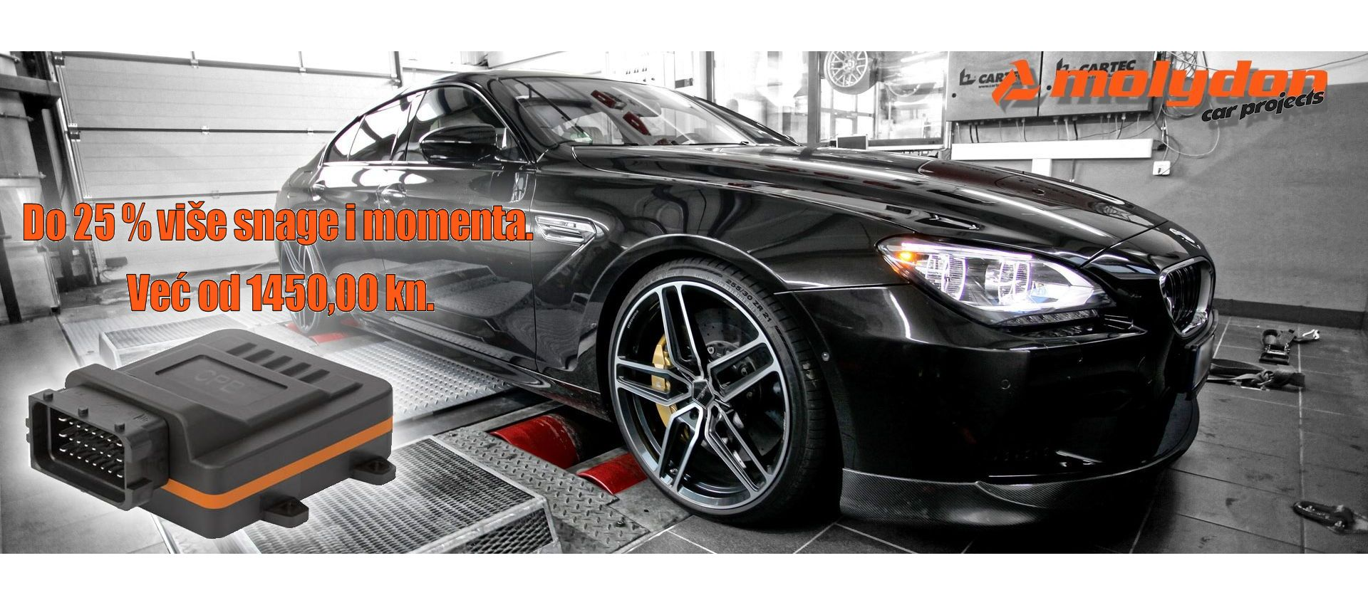 chip tuning zagreb bmw