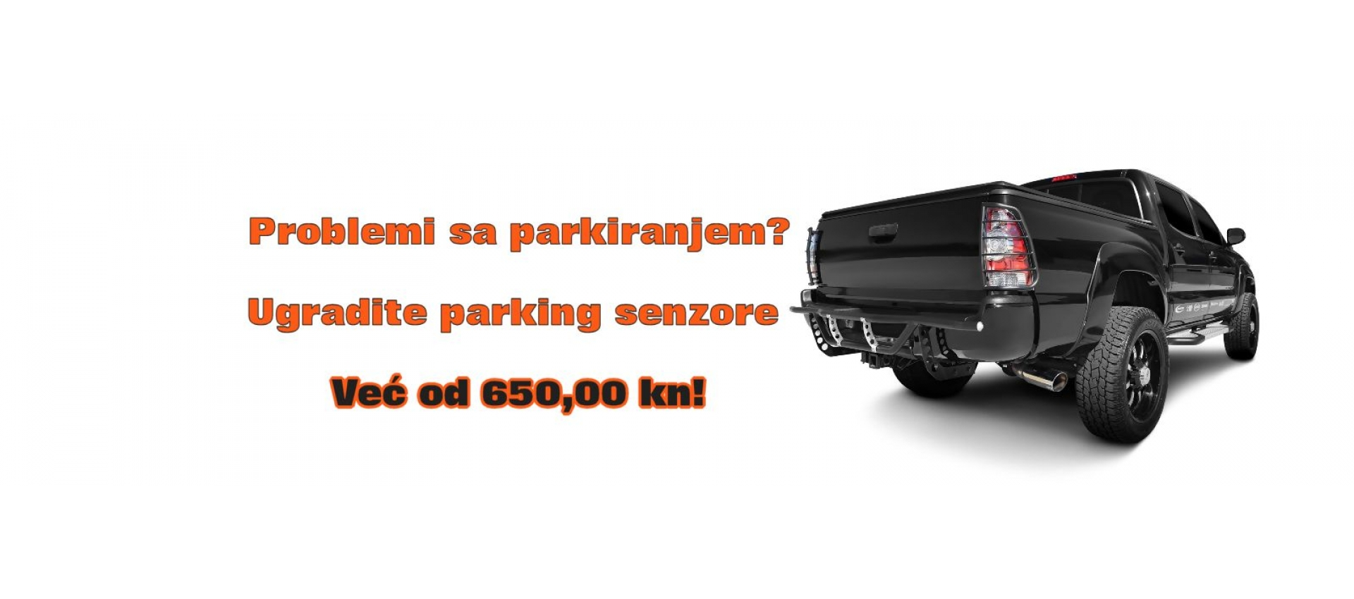 Parking senzori