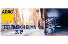 ADAC TEST ZIMSKIH GUMA 2019