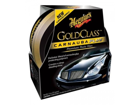 MEGUIARS Vosak tvrdi Carnauba (311g) GOLD CLASS PASTE