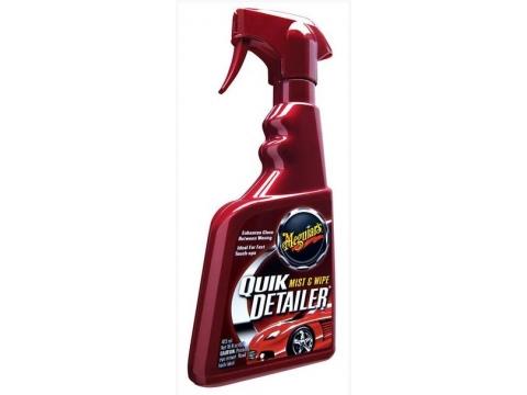 MEGUIARS Sredstvo za brzo i detaljno čišćenje laka (473ml) QUIK DETAILER