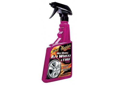 MEGUIARS Sredstvo za čišćenje naplataka (710ml) HOT RIMS ALL WHEEL CLEANER