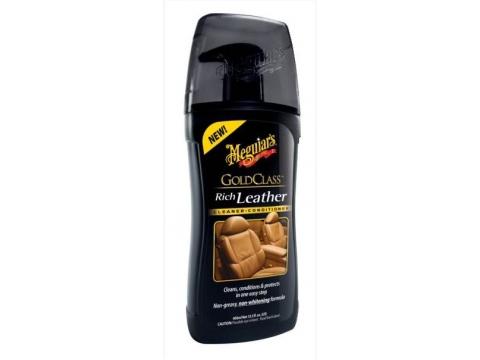 MEGUIARS Sredstvo za čišćenje i obnavljanje kože GOLD CLASS RICH LEATHER CLEANER