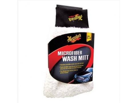 MEGUIARS Rukavica za pranje od mirkofibre MICROFIBER WASH MITT