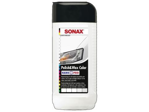 SONAX-POLITURA S VOSKOM BIJELA 250ml