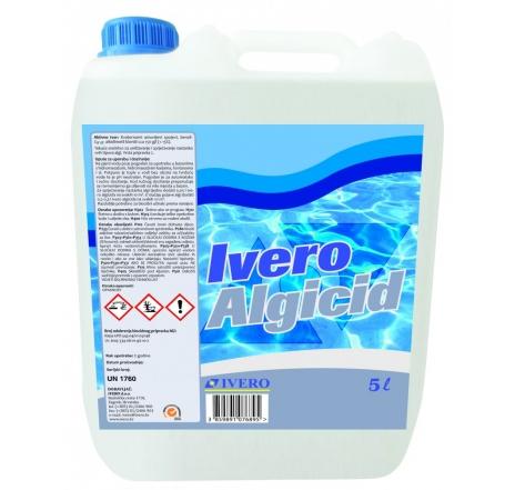 Tekućina za uništavanje algi u bazenima 5 lit. IVERO
