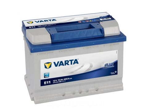 AKUMULATOR VARTA BLUE DYNAMIC 74 Ah D+