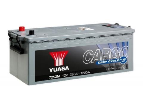 AKUMULATOR YUASA CARGO/MARINE 230 Ah AGM