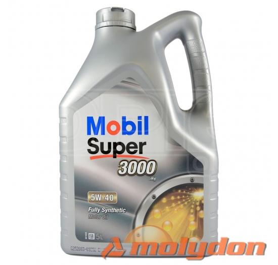 MOBIL SUPER 3000 X1 5W40 (5L)
