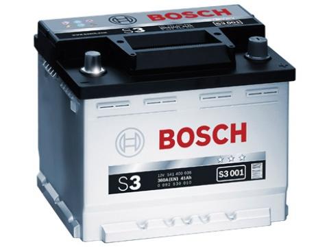 AKUMULATOR BOSCH S3 45AH D+