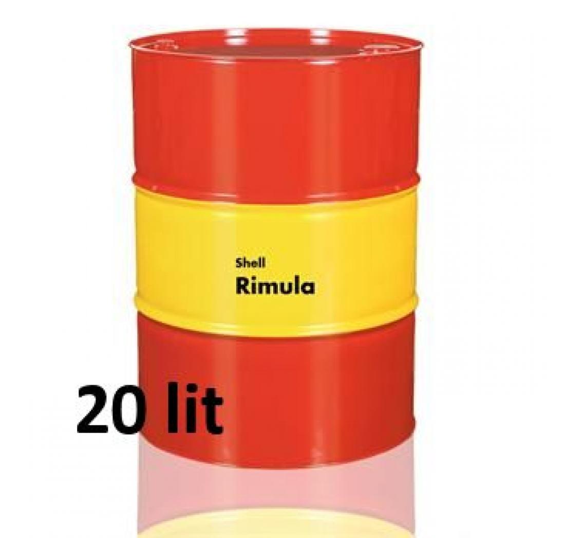 SHELL RIMULA R6M 10W-40 20 lit
