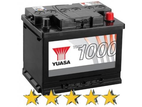 AKUMULATOR YUASA (1000) 12V/45Ah D+