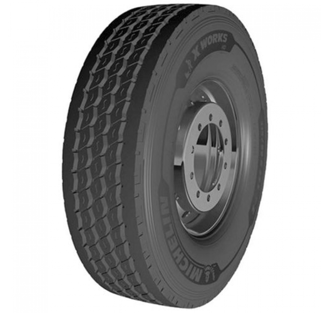 MICHELIN X WORKS HD Z K 156 315/80/R22.5 TERETNA GUMA
